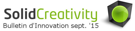 SolidCreativity septembre 2015