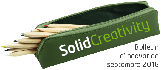 SolidCreativity septembre 2016