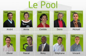 Consultants du Pool SolidCreativity