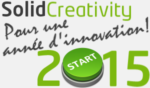 SolidCreativity Newsletter janvier 2014