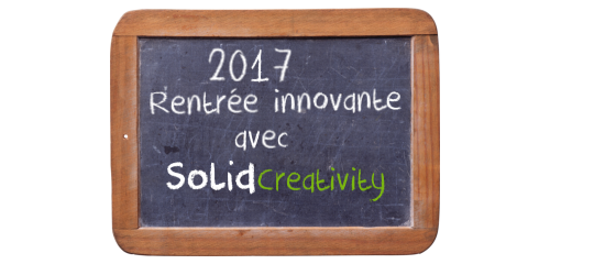 SolidCreativity septembre 2017
